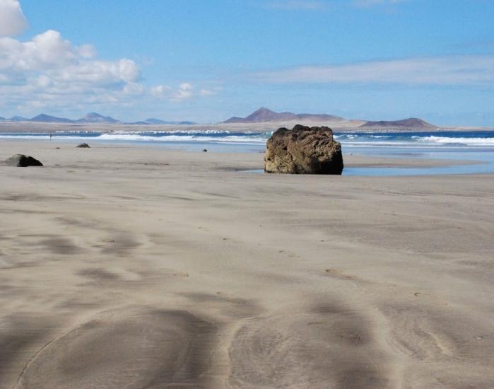 Playa Famara Teguise, Lanzarote